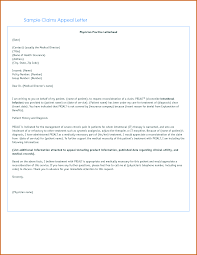 Insurance Claims Cover Letter