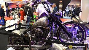 2014 harley davidson fat boy bobber old school custom by carrier
