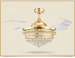 home and furniture amazing chandelier ceiling fan in luxury modern crystal lamp folding chandelier ceiling