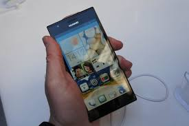 Huawei Ascend P2 review: first look