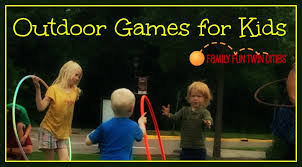 we ve piled this list of outdoor games for kids that pas can employ to help encourage independent outdoor play