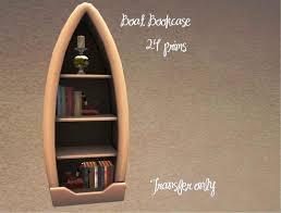 12 photos gallery of unique shaped boat bookshelf
