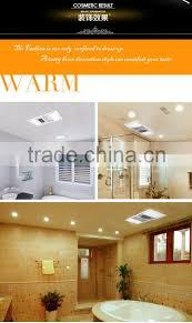 Bathroom 3 In 1 Lights Heaters Reviews Bath Heater Ceiling Mounted 1020b Heat Fan Light 3 In 1