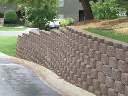 concrete block wall full size of