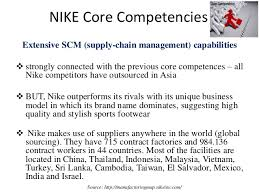 nike core competencies okl mindsprout co nike core competencies