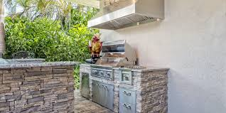 Benefits Of Stainless Steel Outdoor Kitchen Cabinets All Pro