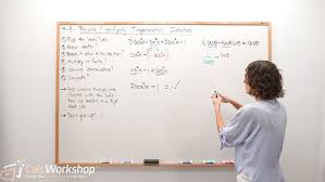 how to verify trig identities 15