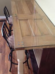 desk diy recycle old door into new desk handy father an interesting idea a door could be the perfect size for a desk