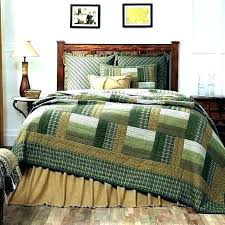 forest green bedding olive green bedspreads olive green comforter king size quilt quilts brown new country