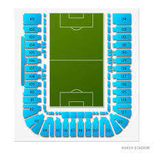 Avaya Stadium Tickets