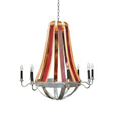 wine barrel chandelier wine barrel chandelier east wine barrel chandelier home depot