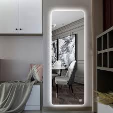 china big wall led dressing room mirror