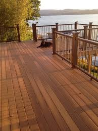 non wood decking. Fine Decking Inside Non Wood Decking