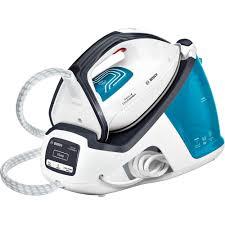 Dòng Bosch | 4 EasyComfort TDS4050, bàn ủi hơi nước (trắng / xanh)