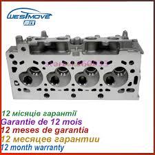 Cylinder head for Peugeot 206 1360CC 1.4L Petrol SOHC 8V ENGINE ...