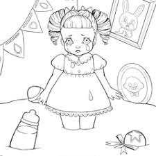 Cry Baby Coloring Book Melanie Martinez Wiki Fandom Powered By Wikia