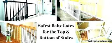 best extra wide baby gates long gate with walk through door summer infant retractable review b