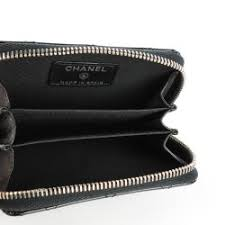 chanel zip coin purse. chanel patent quilted coco boy zip coin purse black. pinch/zoom chanel