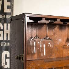 Hemingway Koffer Bar Mit Separatem Tablett Butlers