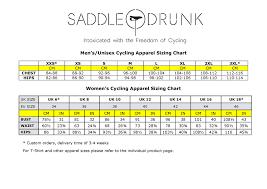 Bike Saddle Size Chart Sizing Saddledrunk