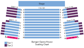 Gracie Theater Seating Chart Seating Chart Penobscot Theatre