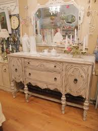 shabby chic distressed furniture. shabby chic antique buffet french gray u0026 white distressed eclecticdiningroom furniture f