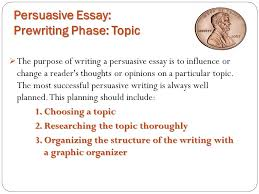 persuasive essay the penny debate yes or no ppt persuasive essay prewriting phase topic