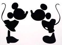 一番欲しい ミッキー マウス シルエット イラスト ベスト