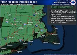 rain as flash flood watches remain ...