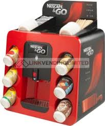 Nescafe Coffee Vending Machines Stunning Nescafe And Go Machines Link Vending