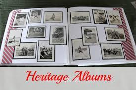 Family Photo Albums Heritage Albums Organize 365