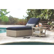 image outdoor furniture chaise. Naples Light Grey Patio Chaise Image Outdoor Furniture