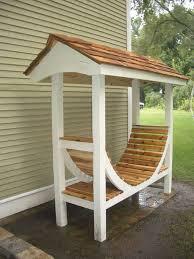 Outdoor: Custom DIY Outdoor Firewood Rack Ideas - DIY Firewood Rack