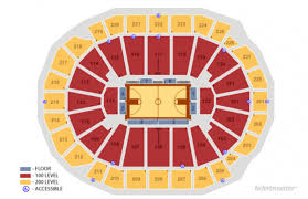 Milwaukee Bucks Detailed Seating Chart Milwaukee Bucks Home Schedule 2019 20 Seating Chart