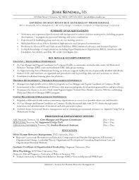 Sample Resumes For Career Change