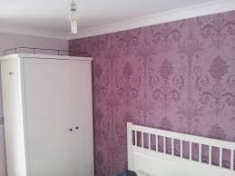 Laura Ashley Bedroom Wallpaper Nicholas Bailey Quality Painting Decorating