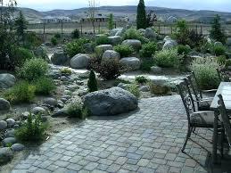 decorative rock designs landscape stone river garden ideas beds landscaping small interior l64 landscaping
