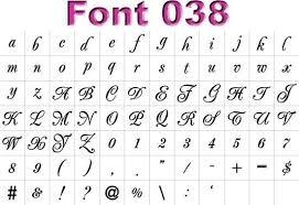 Cursive Letters Copy Paste Awesome Cursive Letters Copy