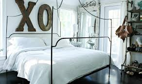 xo above the bed in berdoom on large wall decor for bedroom with how to decorate the walls with wood and metal letters