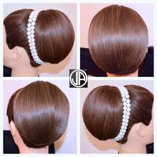 60s Hair Style vintage hair 60s hairstyle udp bridal asian classy wedding 3542 by wearticles.com