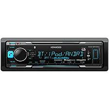 amazon com new kenwood kdc bt558u in dash 1 din cd usb aux mp3 kenwood kmmbt315u digital media receiver built in bluetooth black