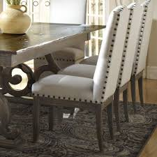 appealing leather dining chairs with nailheads room chair ideas educonf black cushioned arms