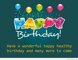 Quotes To Wish Happy Birthday