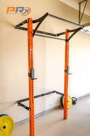 space saving power rack diy squat rack ideas for your home gym