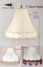 victorian swag lampbeaded shade custom victorian swag lamp