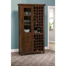 wine bottle storage furniture. Hillsdale Furniture Tuscan Retreat 52-Bottles Tall Wine Storage In Antique  Pine Finish Wine Bottle Storage Furniture The Home Depot