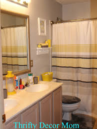 Decorative Accessories For Bathrooms Yellow Bathrooms Photos Mustard And Grey Bathroom Accessories Bathroom 41