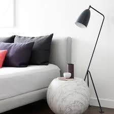 grasper floor lamp