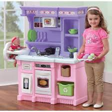 step2 little bakers kitchen with 30 piece accessory set