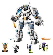 LEGO® Ninjago - Zanes Titan-Mech 71738 (2021) ab 43,47 € / 28% gespart  (Stand: 08.05.2021) | LEGO® Preisvergleich brickmerge.de